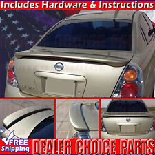 For 2002 2003 2004 2005 2006 Nissan ALTIMA Factory Style Spoiler w/LED PRIMER