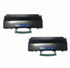 2PK E260A11A Toner Cartridge Compatible for Lexmark E260D E260DN E360D E360DN