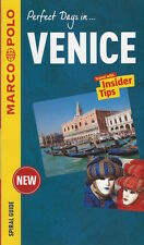 Marco Polo Venice Spiral Guide Italy Free Shipping New