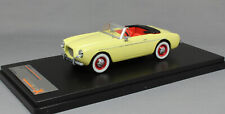 Premium X Volvo P1900 Sport Convertible in Yellow 1955 PRD372 1/43 NEW