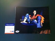 TORI AMOS Signed Beautiful Unique 8X10 Color Photo Autograph PSA/DNA COA Auto