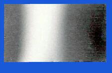 Alu Blech, hart glatt, 250x400 mm, 0,1 mm