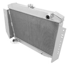Champion Cooling 3 Row Radiator For 1972-1979 Jeep Cherokee