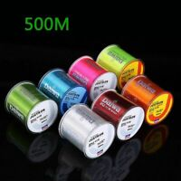 Nylon Line Super Strong Nylon Fishing Line 500M Monofilament Japan Material Line