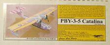 Dare Design Pby-3-5 Catalina - New Kit
