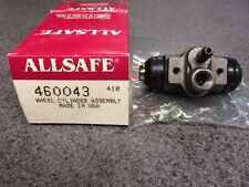 Allsafe Brake Wheel Cylinder 460043 1986 to 1988 Honda Accord