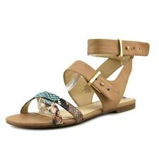 Sandalias y chanclas de mujer planos Nine West color principal crema