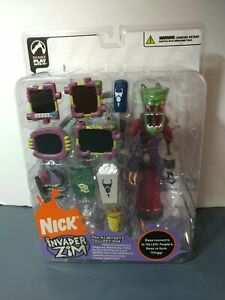 """Palisades Nick Almighty Tallest Red """"Invader Zim"""" Series 2 of Doom Action Figure"""
