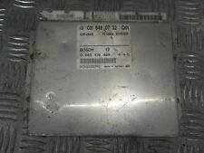 2000 Mercedes Classe E E220 W210 bosch esp bas frein écus 0265109498 0315450732