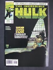 INCREDIBLE HULK (Vol 2) #459 Image Comics en Anglais