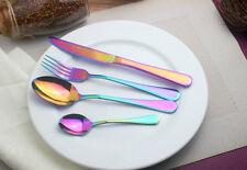 Acier Inoxyable Couvert Cuillère Fourchette Couteau BBQ Café Tableware Hôtel NF