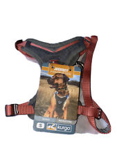 KURGO JOURNEY DOG HARNESS Size S Coral/Gray All Day Harness Brand New!