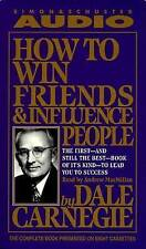 How to Win Friends and Influence People: Abridged by Dale Carnegie (Audio casset