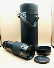 Vintage Pentax Super Takumar Zoom 70-150mm 4.5 Lens for M42 fit with hood & case