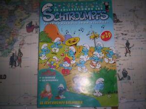 Smurfs Schtroumps collectors magazine french SJ1318