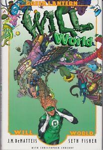 DC - Green Lantern Willworld HC GN 2001 DeMatteis, Fisher