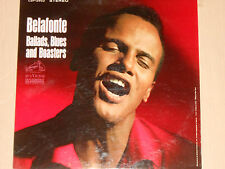 HARRY BELAFONTE -Ballads, Blues And Boasters- LP RCA Victor (LSP-2953) 1964