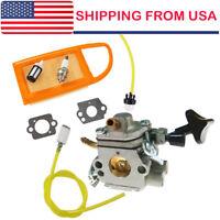 Carburetor Carb Kit For Stihl BR500 BR550 BR600 Backpack Blower Zama C1Q-S183 US
