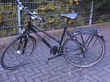 KTM Damen Trekkingfahrrad Teramo 28 Zoll schwarz Rahmenhöhe 51cm