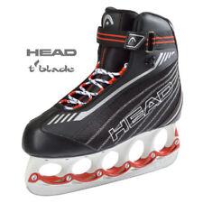Patins de patinage sur glace et de hockey rouge Taille 45