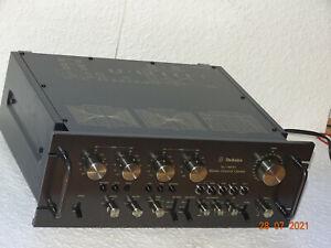 Vintage Technics SU-9600 High-End Vorverstärker Stereo Control Pre-Amplifier