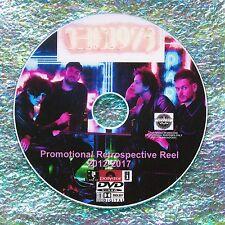 The 1975 Promotional Music Video Retrospective Reel 2012-2016 DVD Matt Healy