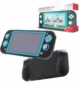dreamGEAR Comfort Grip Lite Ergonomic Grip Case for Nintendo Switch Lite