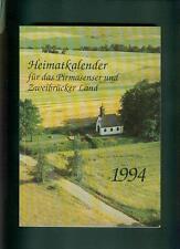 Heimatkalender für das Pirmasenser und Zweibrücker Land 1994 Pirmasens Kirchen