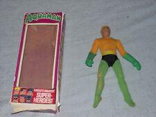 "00004000 New ListingVintage 1974 Mego Wgsh 8"" Aquaman Action Figure With Box"