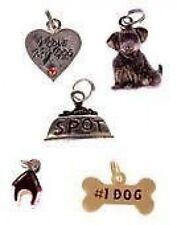 Dog, Bone, Kennel BOXED CHARM SET (SET 5)