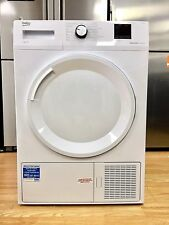 Beko DTBP7001W 7KG a + Heat Pump Condenser Sensor Tumble Dryer-White (2200)