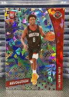 🔥2020-21 Panini Revolution Jae'Sean Tate RC #144 Cracked Ice🧊New Year🎉Rookie