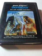 ATARI 2600 ~ DEFENDER GAME ONLY ~ GAME PROGRAM ~ 1981 ~ CX2609