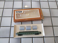 tyco Western Maryland flat car with load Ho scale