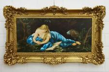 Deko-Gemälde mit Grafik & Druck von Maria