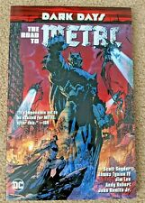 Dark Days: Road To Metal Tpb Dc Comics Collects Metal, Forge, Casting + More Tp