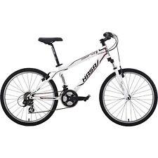 HASA Kids Mountain Bike Shimano 21 Speed 24 inch Alloy White