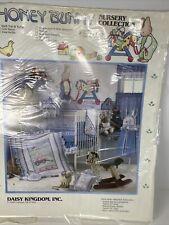 Daisy Kingdom Honey Bunny Nursery Collection Pillow  Top & Ruffle Fabric Baby