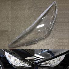 For Hyundai Sonata 2011 2012 2013 2014 Car Headlight Headlamp Clear Lens
