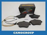 Pills Front Brake Pads Pad CITROEN Xantia 836710 2990