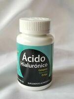 ACIDO HIALURONICO 100% ORIGINAL COLAGENO CURCUMA ORTIGA MSN HYALURONIC ACID
