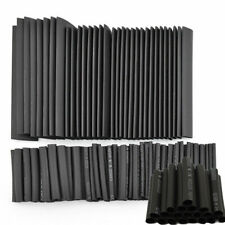 127 pc Heat Shrink Tubing Wire Wrap Assortment Set Electrical Connection Cable