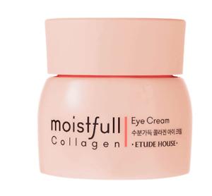 Etude House Moistfull Collagen Eye Cream 28 ml + 1 Sample US Seller
