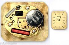 RIVADO  original ladies quartz watch movement ETA 901.001   UNTESTED   (2761)