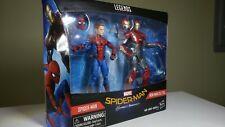 Hasbro C3501 Marvel Legends Spider-Man: Homecoming Figurine - 2 Pieces