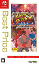 Ultra Street Fighter II The Final Challengers Nintendo Switch Japan/China NEW