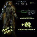 Halo Infinite MONSTER ADRENAL VK78 Weapon Coating DLC Regions FREE - Redeem Now
