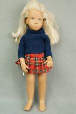 Vintage Sasha Morgenthaler hermosas vieja muñeca chica 40 cm