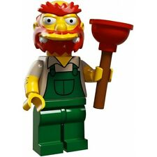 LEGO Minifigures - The Simpsons Series 2 (71009) Figure #13 Groundskeeper Willie