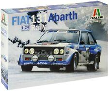 Fiat 131 Abarth Rally 1 24 Ita3662 - Italeri modellismo